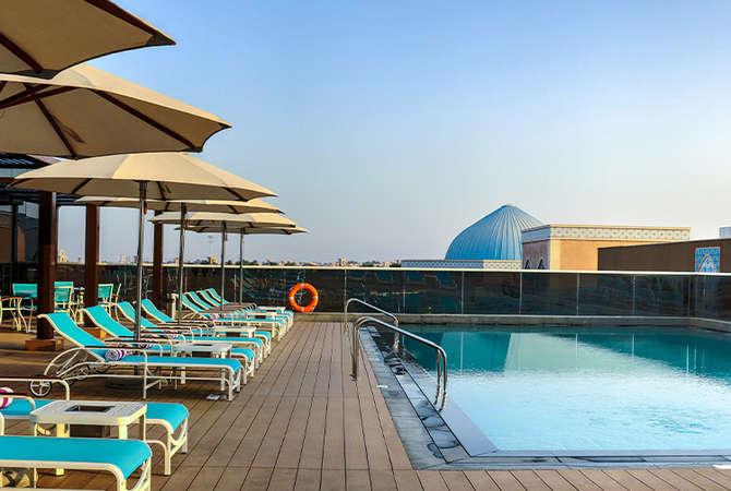 Premier Inn Dubai Ibn Battuta Mall-juli 2020