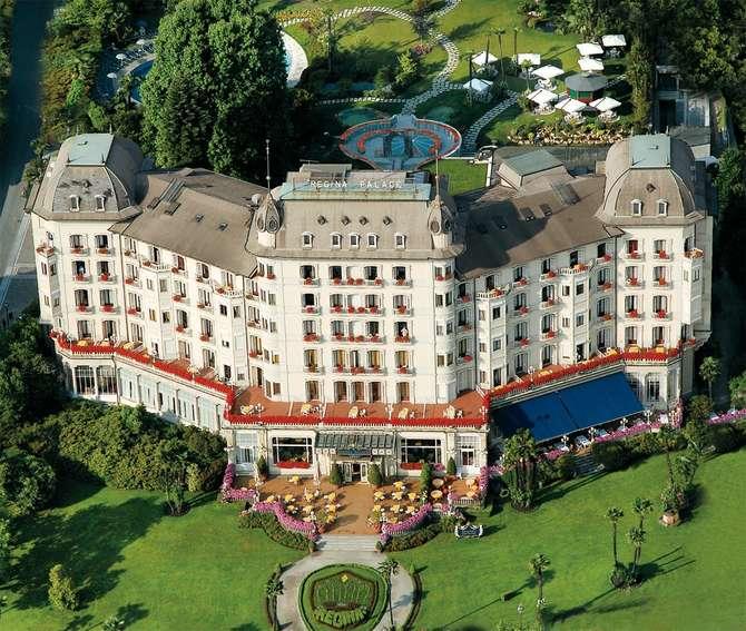 Regina Palace Hotel-april 2020