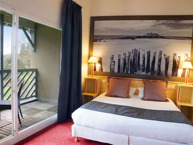 Saint Malo Hotel Golf Country Club-september 2020
