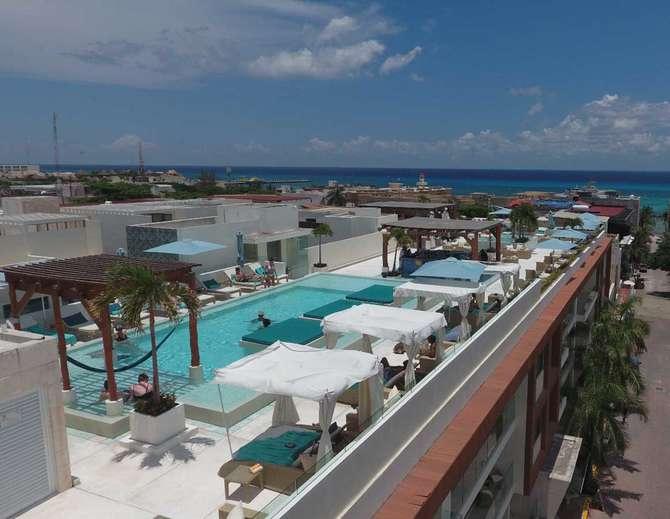 Scene The Palm At Playa-september 2021