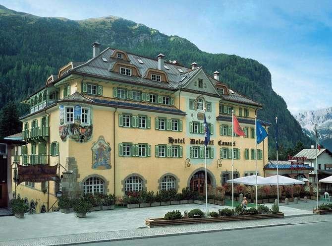 Schlosshotel Dolomiti-juli 2021