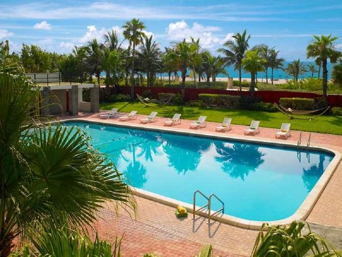 Seagull Hotel Miami Beach-juni 2020