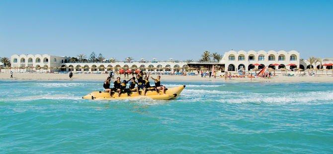 Sentido Djerba Beach-oktober 2021