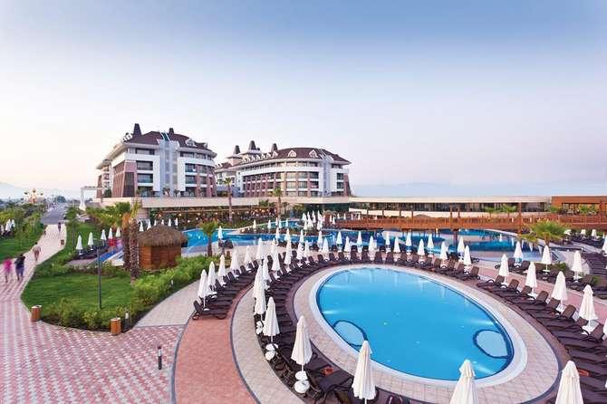 Sherwood Dreams Resort-september 2021