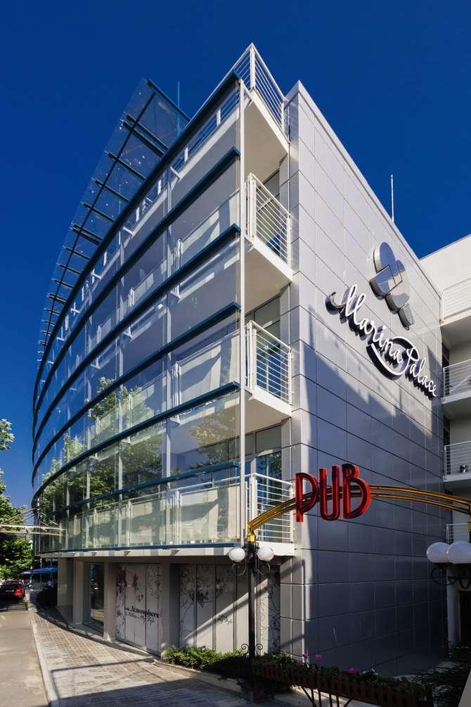 Sol Marina Palace Hotel-augustus 2020