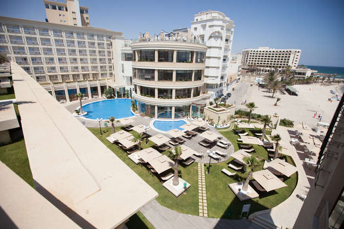 Sousse Palace Hotel Spa-april 2021