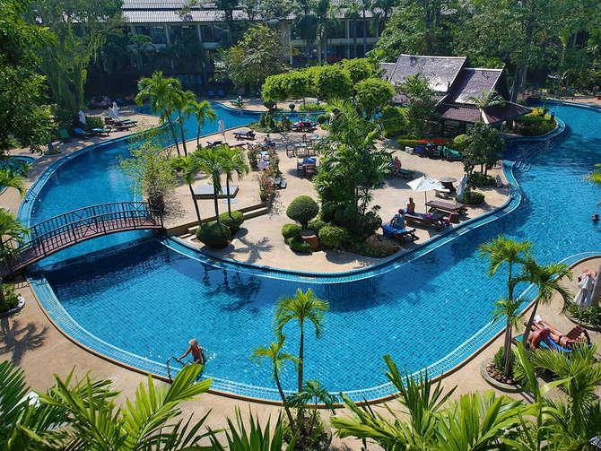 The Green Park Resort-juli 2020