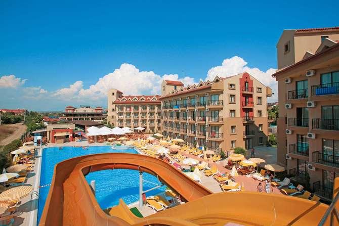 Victory Resort Hotel-februari 2020