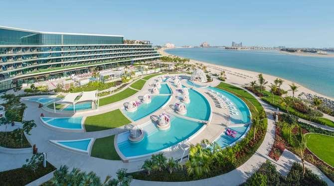 W Dubai The Palm-juni 2020