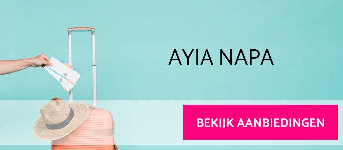 vakantie-pakketreis-ayia-napa-cyprus