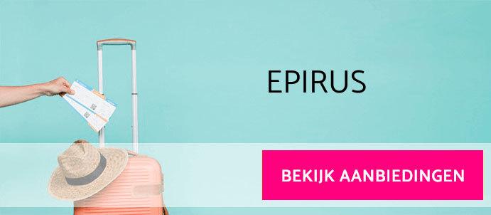 vakantie-pakketreis-epirus-griekenland