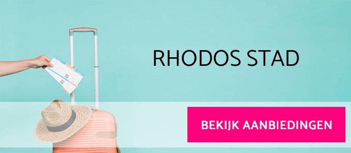 vakantie-pakketreis-rhodos-stad-griekenland